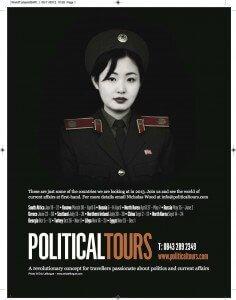 Give a Political Tour as a Present
