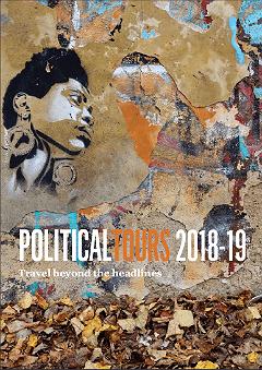 download political tours 2018 brochure