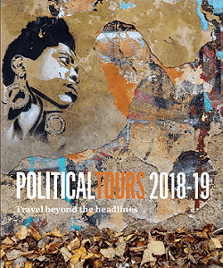 download political tours brochure 2018-2019