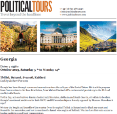 download geogia tours 2019 brochure