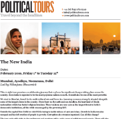 download india Tours 2019 brochure