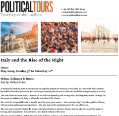 download Italy Tours 2019 brochure