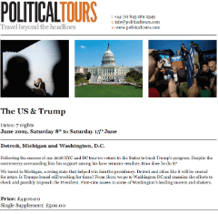download USA Trump tours 2019 brochure