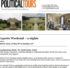 download experts weekend 2019 brochure