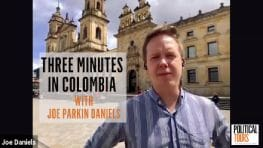 3 mins colombia