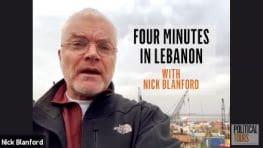 4 mins lebanon